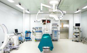 Trang thiết bị y tế chất lượng và hiện đại