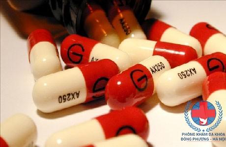 Thuốc điều trị bệnh giang mai