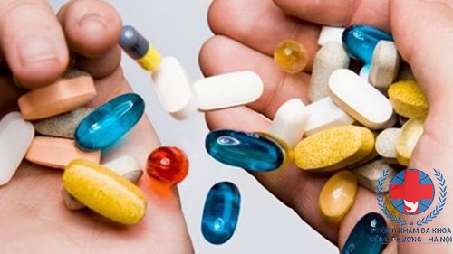 Thuốc điều trị bệnh trĩ nội