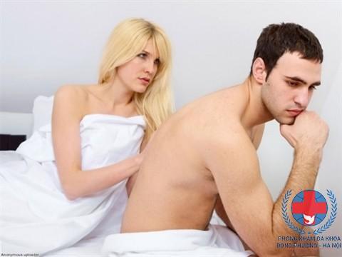 Chồng yếu sinh lý vợ phải làm sao
