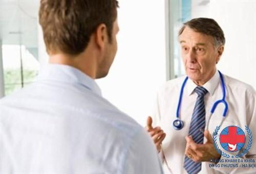 liệt dương có gây vô sinh không