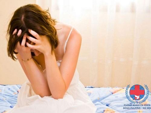 viêm ngứa âm đạo