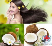 Cách chữa rụng tóc bằng dầu dừa