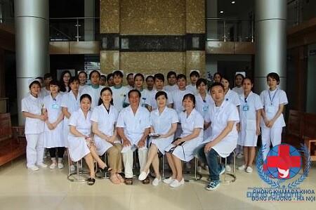 Phòng khám phụ khoa Đông Phương - Địa chỉ tư vấn phụ khoa online miễn phí uy tín