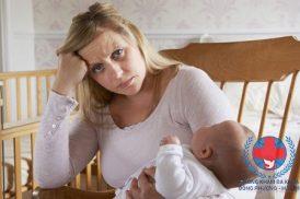 Bị tắc kinh sau sinh phải làm sao?