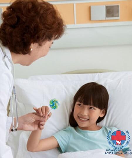 Tại sao cần chọn phòng khám phụ khoa uy tín cho bé
