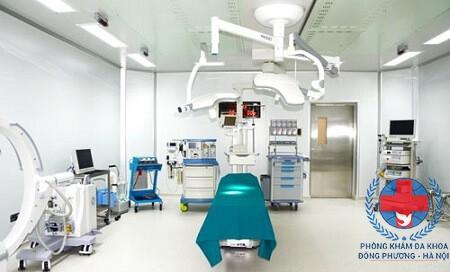 Phòng khám sản khoa Đông Phương có những trang thiết bị y tế đạt chuẩn của phòng khám chuyên khoa phụ sản Đông Phương còn có đội ngũ bác sĩ giàu kinh nghiệm