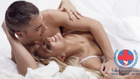 Xuất tinh ngoài khi yêu có ảnh hưởng như thế nào đến sức khỏe nam giới