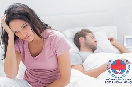 Bệnh u nang buồng trứng có gây vô sinh không?