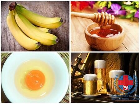 Các phương pháp chữa rụng tóc bằng mật ong