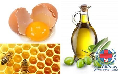 Cách trị rụng tóc bằng tinh dầu oliu