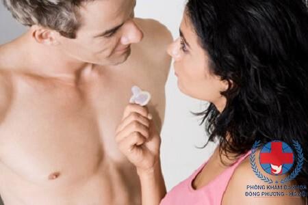 Công dụng của bao cao su chống xuất tinh sớm