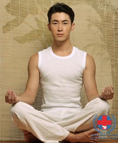 yoga giúp phòng chống xuất tinh sớm