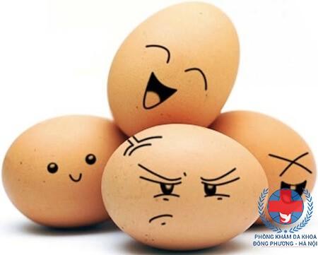 Cách trị mụn cám bằng trứng gà hiệu quả