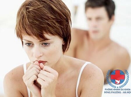 Tại sao bị ngứa âm đạo sau khi quan hệ?