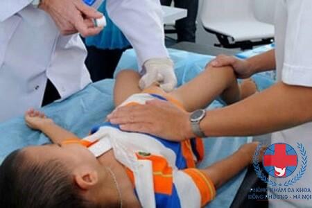Cách điều trị đau tinh hoàn ở trẻ em