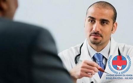 Cách điều trị tiểu buốt tiểu ra máu sau quan hệ