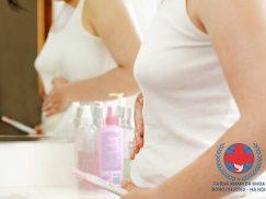 Mang thai 3 tháng đầu bị ngứa âm đạo có sao không?