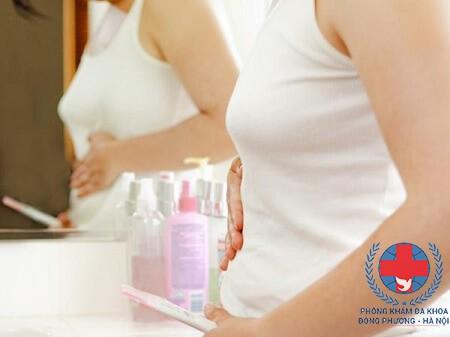 Ngứa âm đạo khi mang thai 3 tháng đầu