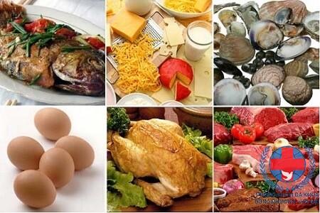 Nam giới yếu sinh lý nên ăn gì?