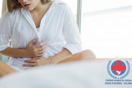 Phá thai 6 tuần bằng thuốc bị ra dịch màu nâu đen và bị sốt