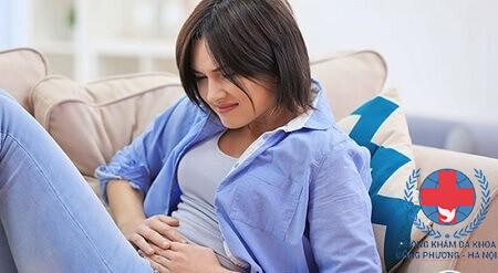 Triệu chứng viêm ống dẫn trứng