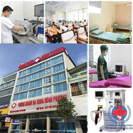 Phòng khám Đông Phương uy tín với trang thiết bị hiện đại