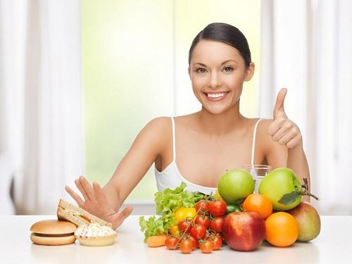 Dị ứng mỹ phẩm nên ăn gì