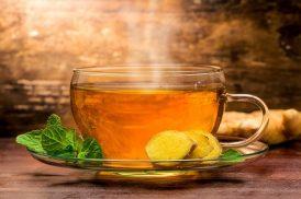 Hỏi – đáp: Đau bụng kinh có nên uống trà gừng không?