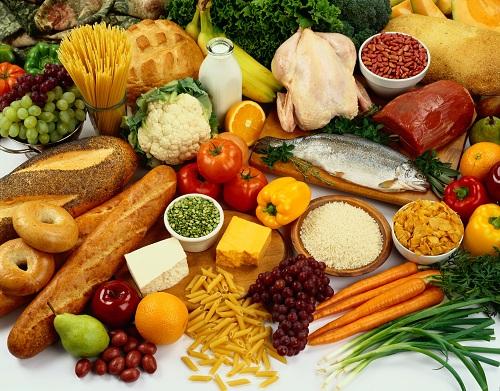 Bị viêm lộ tuyến cổ tử cung nên ăn gì