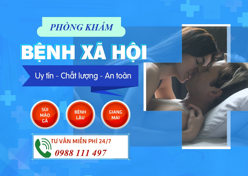 Phong Kham Benh Xa Hoi