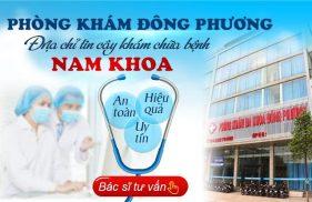 Phòng khám nam khoa nam học uy tín tại Hà Nội
