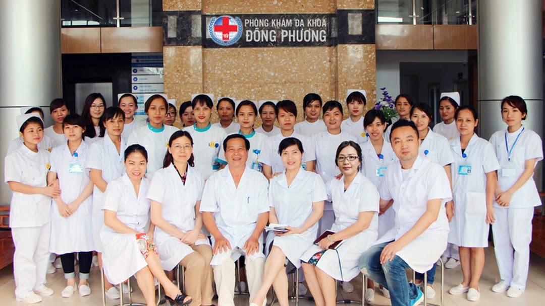 Nhan Vien Phong Kham Dong Phuong